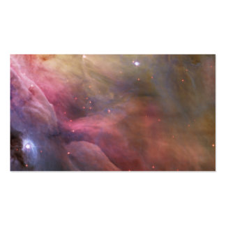 Abstract Art Found in the Orion Nebula Business Card