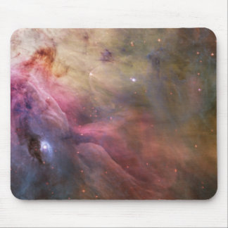 Abstract Art Found in the Orion Nebula Mouse Pad