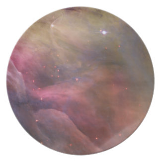 Abstract Art Found in the Orion Nebula Plates