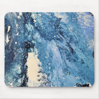 Abstract Art - Frost Bane Mouse Pad