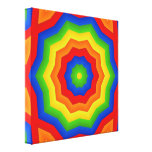 ABSTRACT ART GALLERY WRAP CANVAS