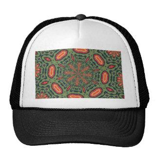 ABSTRACT ART TRUCKER HAT