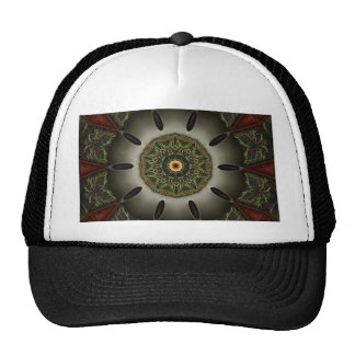 ABSTRACT ART HAT