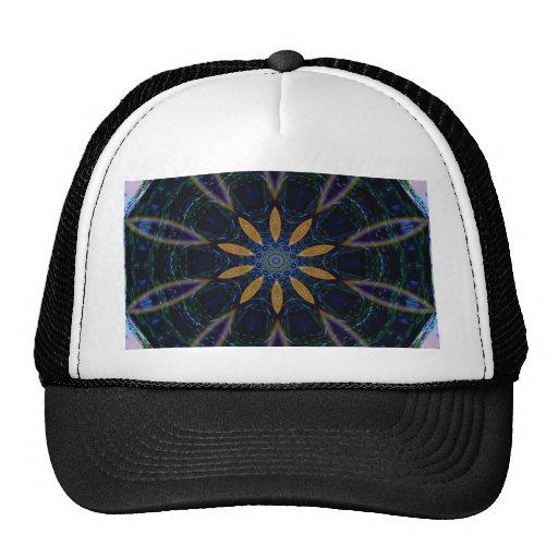 ABSTRACT ART HATS