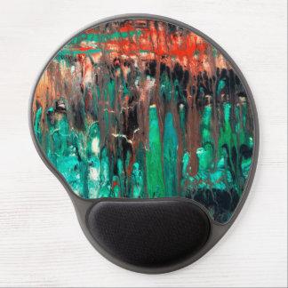 Abstract Art - Haunted Gel Mousepads