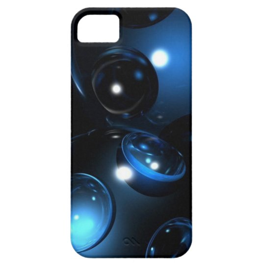 Abstract Art ( Inside The Rain ) Iphone 4 Case