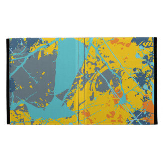 Abstract Art iPad Case