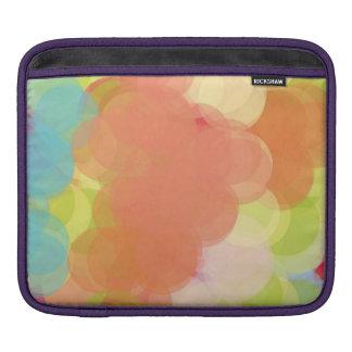 Abstract Art iPad Sleeves