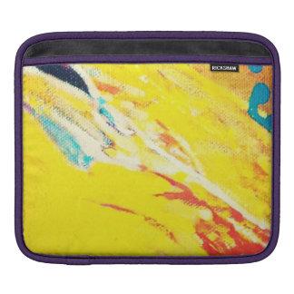 Abstract Art iPad Sleeve