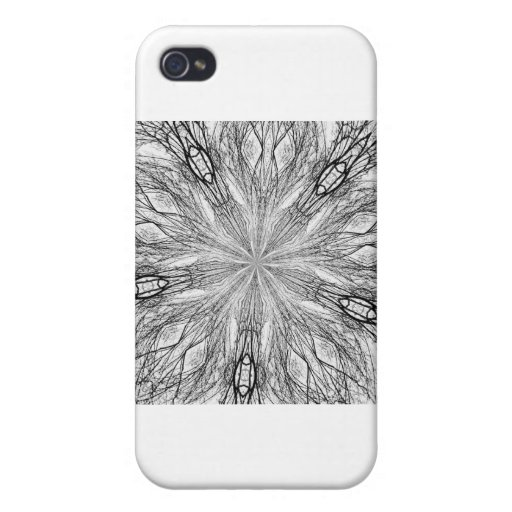 ABSTRACT ART iPhone 4/4S CASES