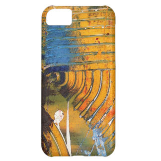 Abstract Art iPhone 5C Cover