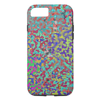 ABSTRACT ART iPhone 7 CASE