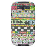 Abstract Art iPhone Design Galaxy S3 Covers