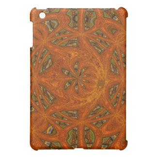 Abstract Art Labyrinth iPad Mini Cover
