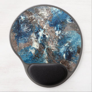 Abstract Art - Lamentation Gel Mouse Pad