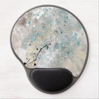 Abstract Art - Lullaby Gel Mouse Pad