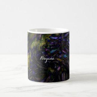 Abstract Art Modern Color Splash Artistic Colorful Coffee Mug