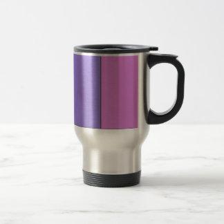 Abstract Art Modern Geometric Color Fields Retro Travel Mug