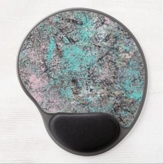 Abstract Art - Moss Gel Mouse Mats