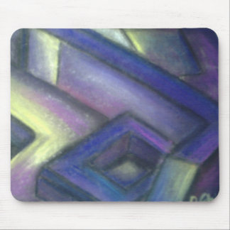 Abstract Art Mouse Mat Mouse Pad