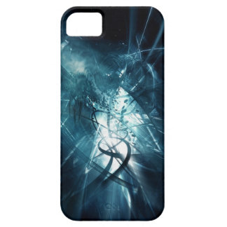Abstract Art ( Nether Portal ) Iphone 4 Case