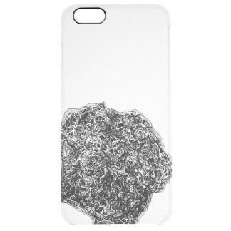 abstract Art no1 Clear iPhone 6 Plus Case