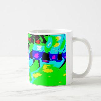 Abstract Art on a Mug - Customized