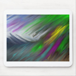 Abstract Art Painting Mouse Pad
