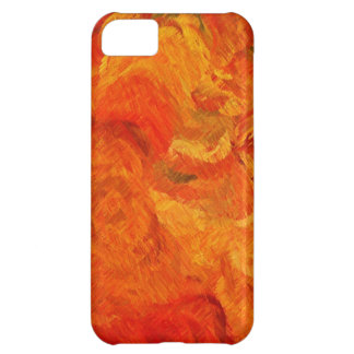 Abstract Art Painting Retro Colors 11 iPhone 5C Cover