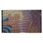 Abstract Art Pastel iPad Cover iPad Folio Cases