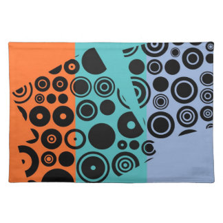 Abstract Art Pattern Placemats
