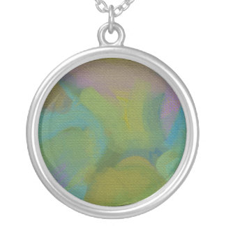 Abstract Art Pendant