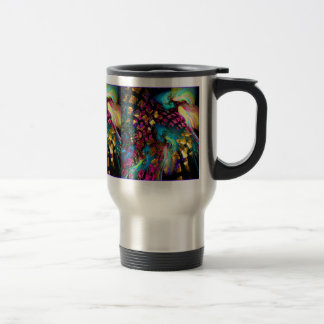 Abstract Art: Pieces Of A Dream Coffee Mug