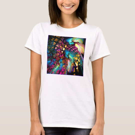 Abstract Art: Pieces Of A Dream T-Shirt