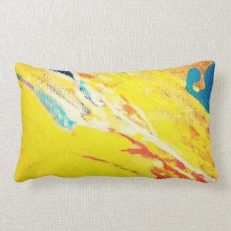 Abstract Art Throw Pillows