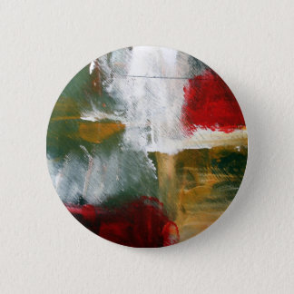 Abstract Art Pinback Button