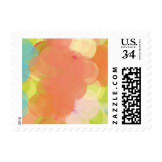 Abstract Art Stamps