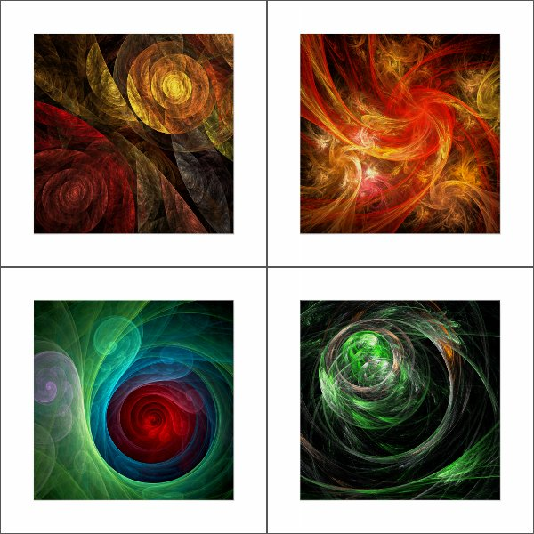 Abstract Art Posters