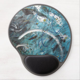 Abstract Art - Remeo Gel Mouse Pads