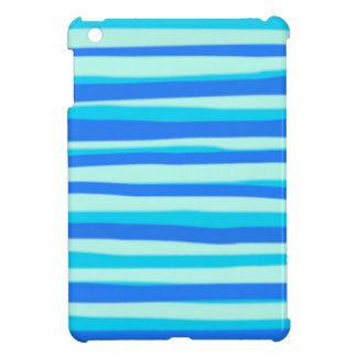 Abstract art | Retro stripes pattern 15 Cover For The iPad Mini