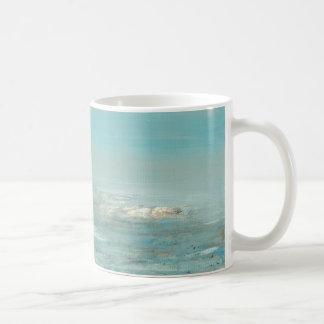 Abstract Art - Sanctuary Coffee Mug