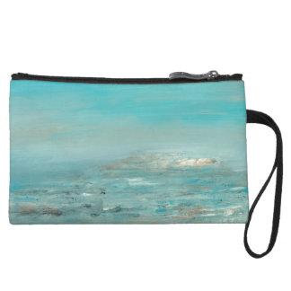 Abstract Art - Sanctuary Wristlet Wallet