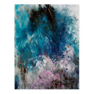 Abstract Art - Scelero Postcard