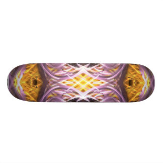 Abstract Art skateboard