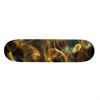 Abstract Art Skate Deck
