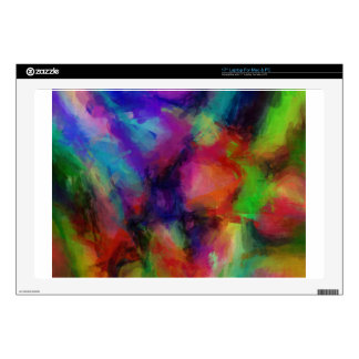 Abstract Art Skin For Laptop
