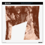 Abstract Art Smokey Mountain Decal For Xbox 360 S