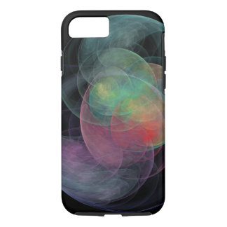 Abstract Art Space Shell iPhone 8/7 Case