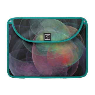 Abstract Art Space Shell Sleeve For MacBooks