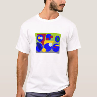 Abstract Art  - Spring Conclusion T-Shirt